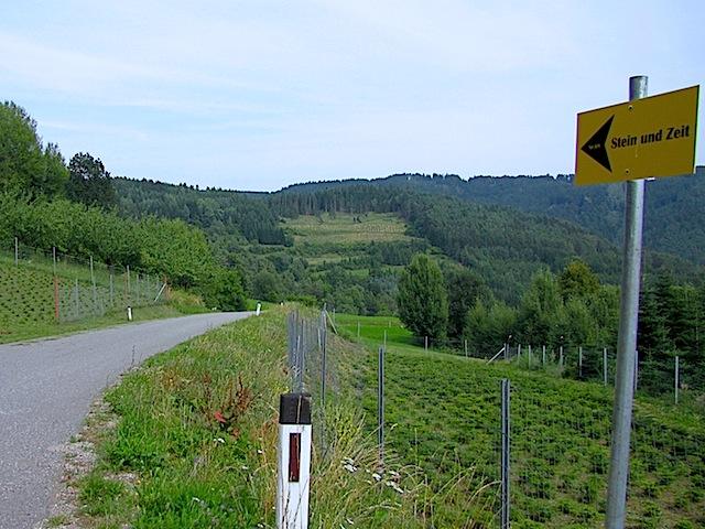 Richtung Loibersdorf