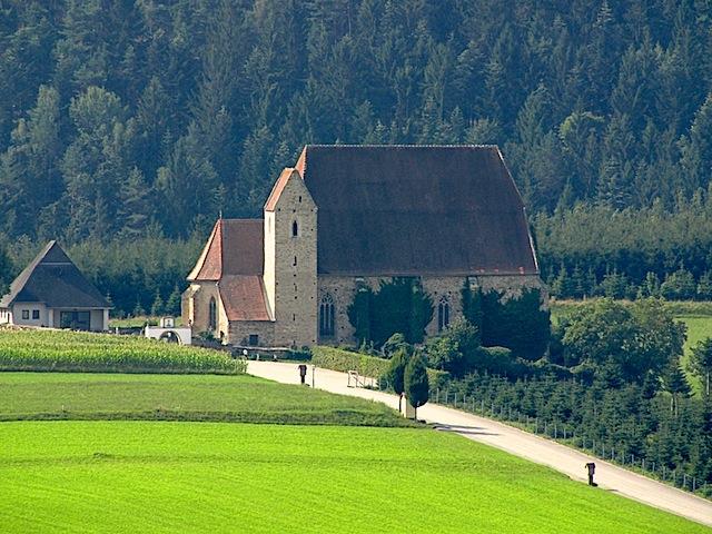 Kirche St.Anna im Walde