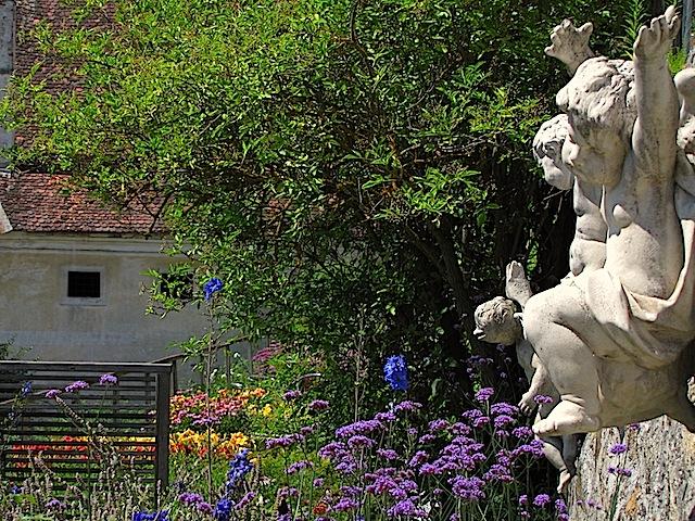 Schutzengel Garten