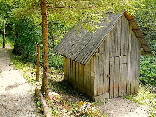 Die Klaushütte