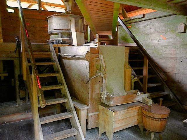 Die Grossegger Mühle