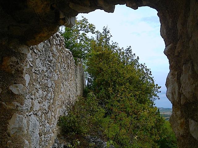 Blick vor die Mauern