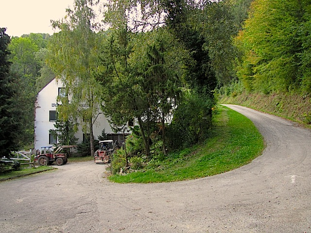 Die Weißensteinmühle