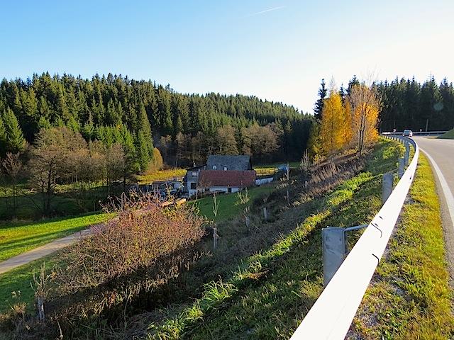 Die Hinterholzmühle