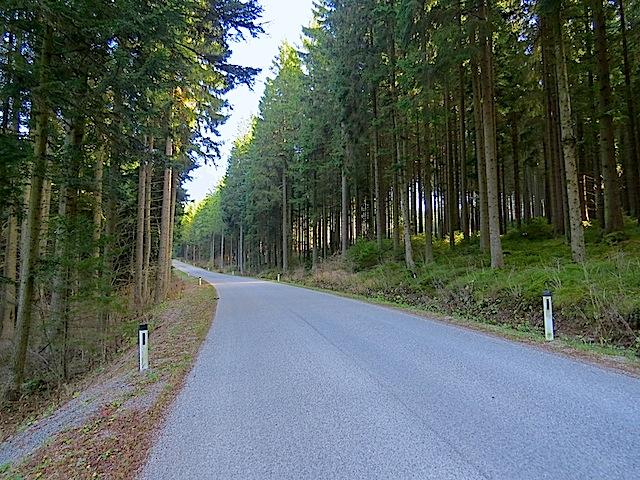 Richtung Roggenreith
