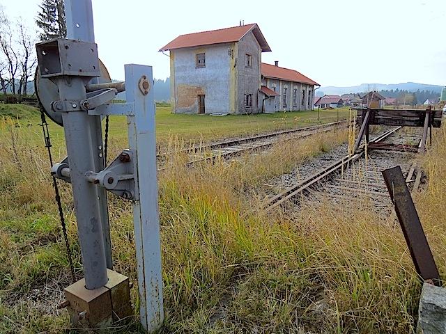 Bahnübergang Martinsberg