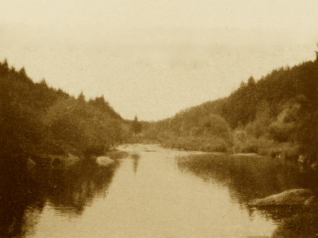 Zwischen Berger- und Steinmühle