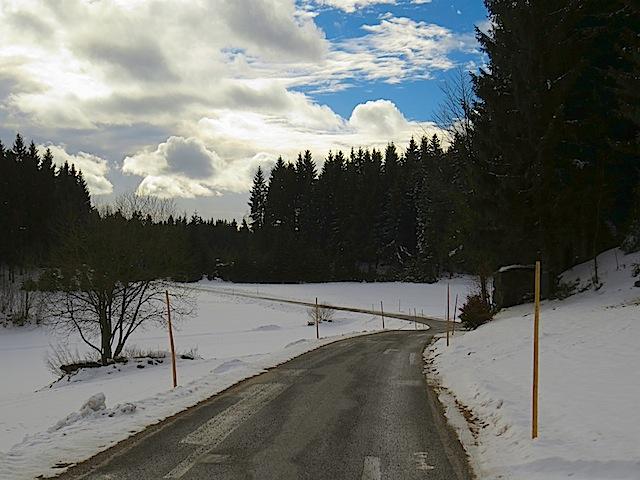 Richtung Schönau