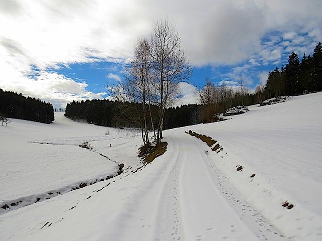 Richtung Bernau
