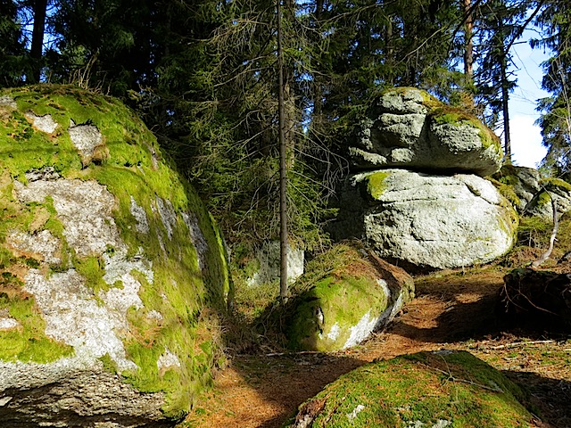 Am Stein-Gigantenweg