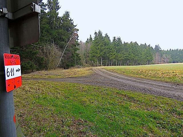 Richtung Georgenberg