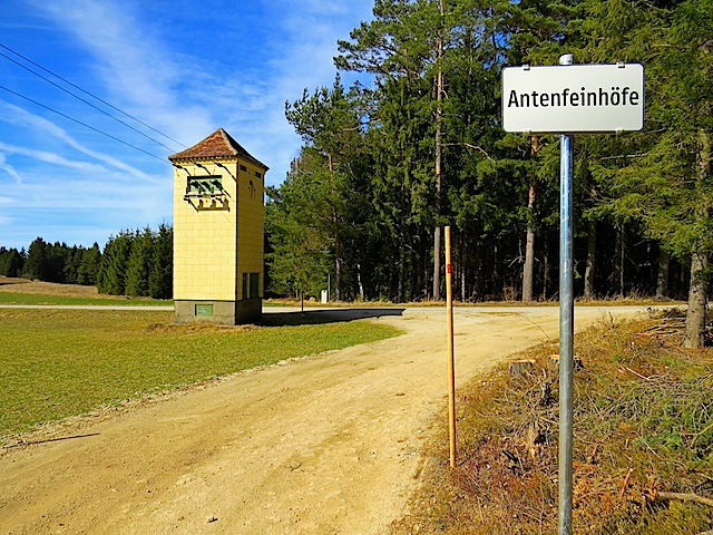 Antenfeinhöfe