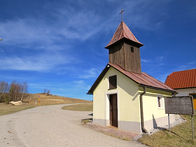Kapelle Antenfeinhöfe