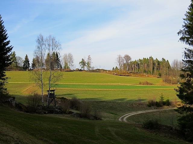 Richtung Kleinpertholz
