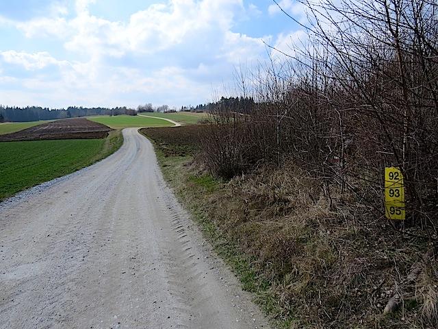 Richtung Lamberg