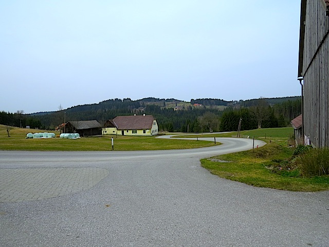 500 m Straße