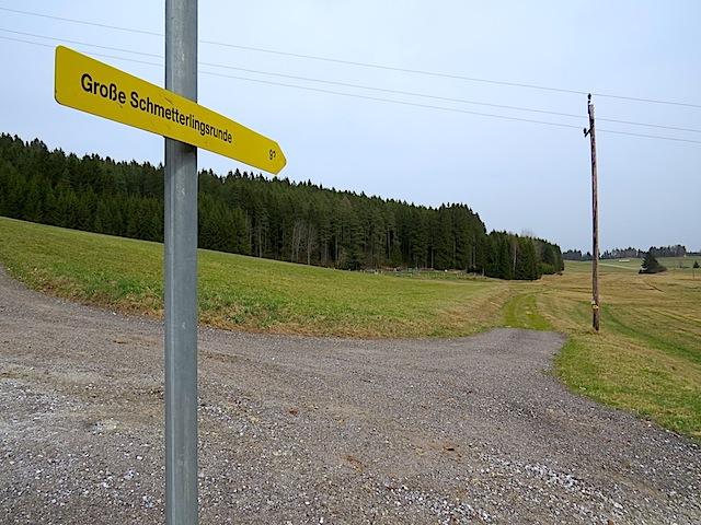 Richtung Braunhof
