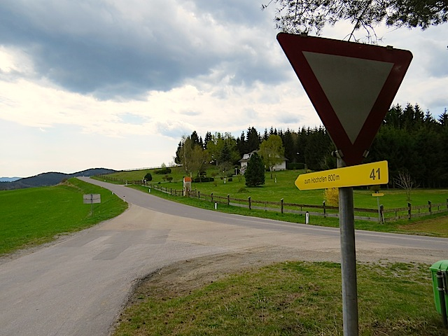 Richtung Elsenreith