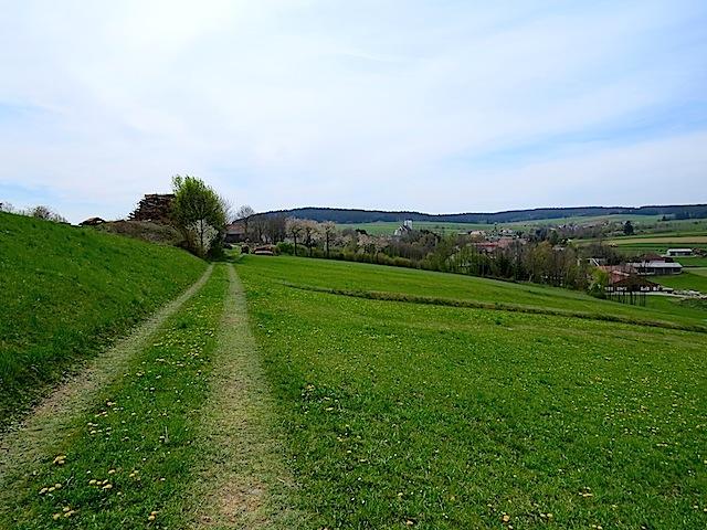Richtung Heitzles