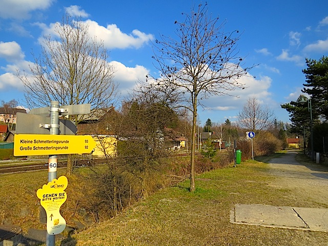 Langschlag Bahnhof