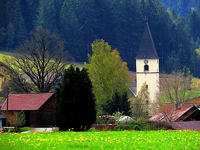 Blick auf Griesbach