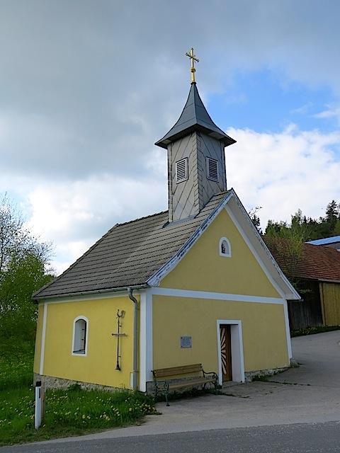 Kapelle Wiesensfeld