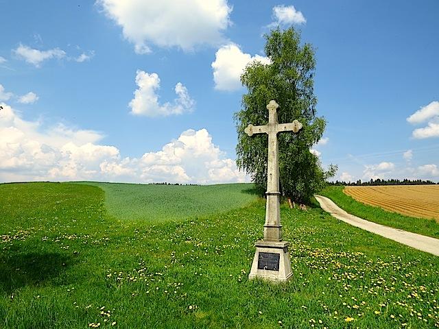 Hochkreuz bei Süßenbach