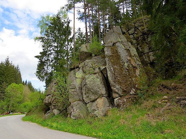 Richtung Waldbad