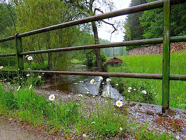 Brücke über den Kleinen Kamp
