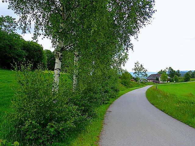 Richtung Brunn