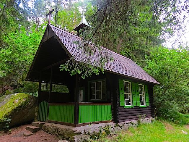 Die Klauskapelle