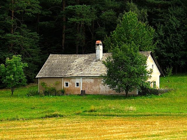 Altes Waldviertler Haus