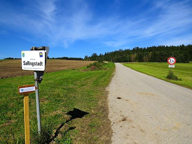 Richtung Windhof