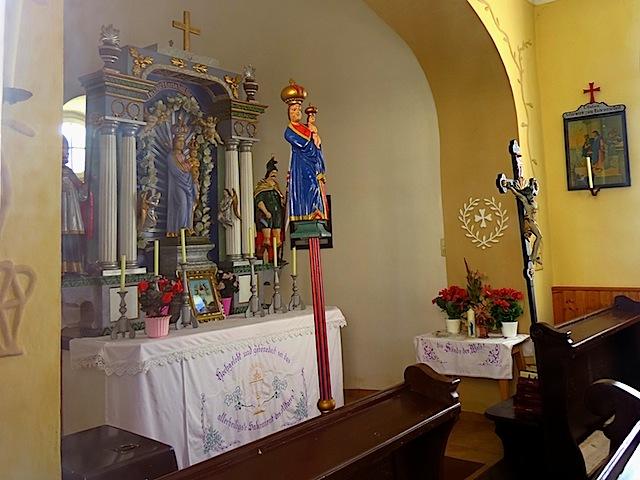 Kapelle Streitbach