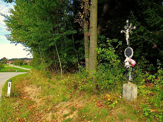 Eisenkreuz in Siebelinden