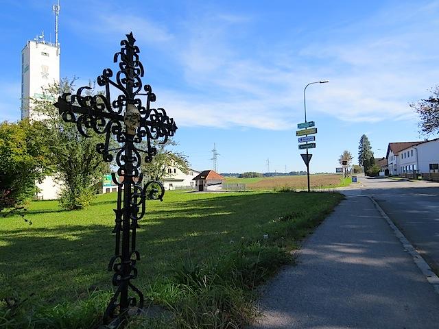 Eisenkreuz in Schweiggers