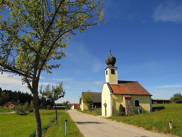Kapelle Schwarzenbach