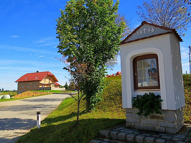 Bildstock in Schwarzenbach