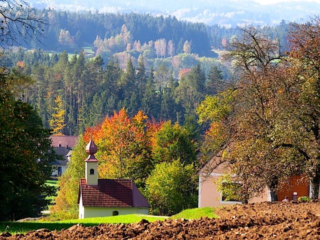 Kapelle Wendelgraben