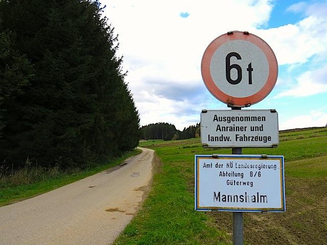 Richtung Pfarrerteich