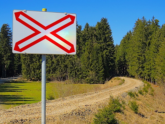 Radweg statt Bahnlinie ?