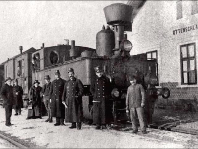 Ottenschlag Winter 1906/07