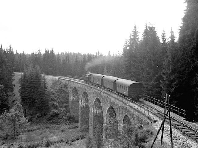 Viadukt August 1971