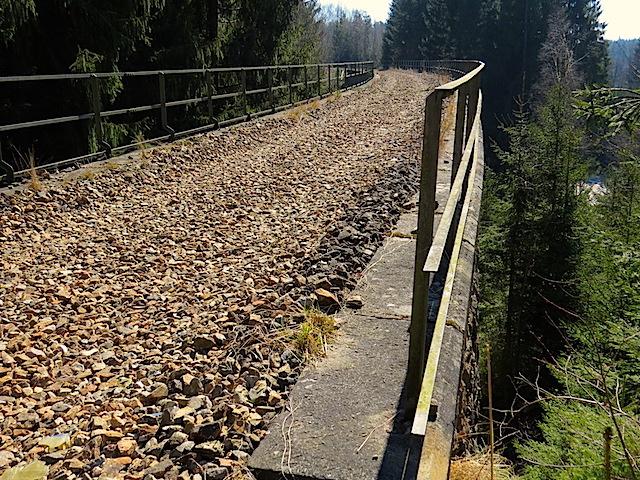 Viadukt über die Krems