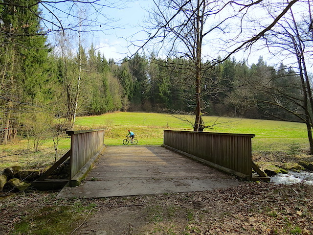 Brücke über die Lainsitz