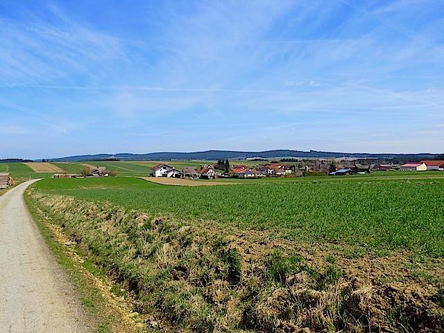 Richtung Stögersbach