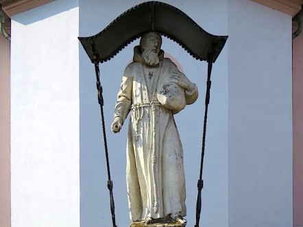 Heiliger Felix von Cantalice in Rafings