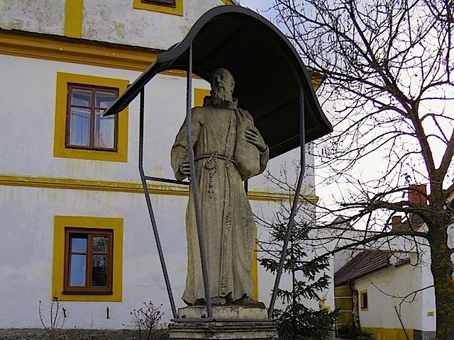 Heiliger Felix von Cantalice in Windigsteig
