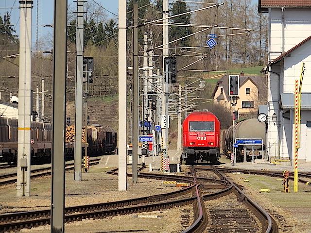 Bahnhof Schwarzenau