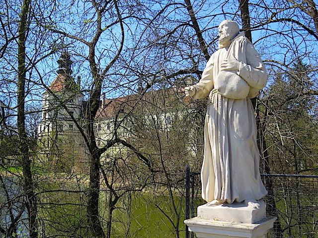 Heiliger Felix von Cantalice in Schwarzenau